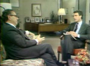 Kissinger interview
